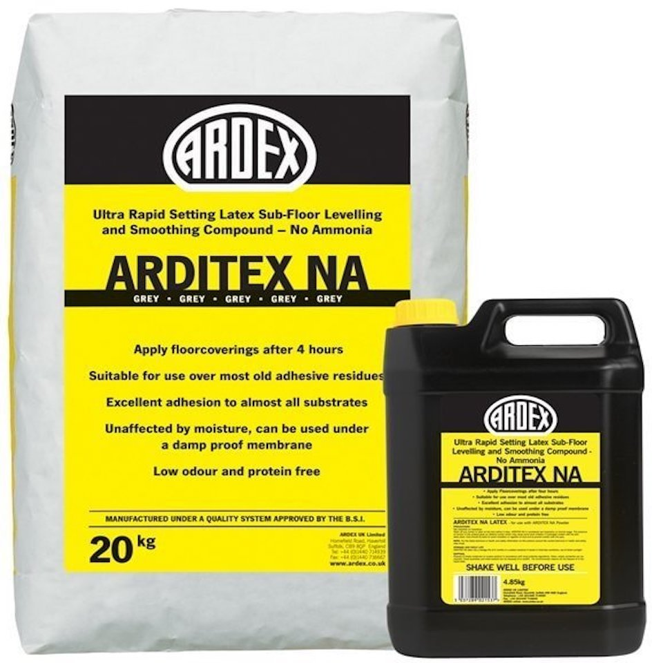 Arditex NA Smoothing and Levelling Compound