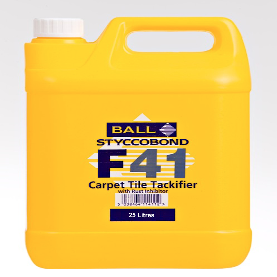 F Ball F41 20 Litre Tackifier