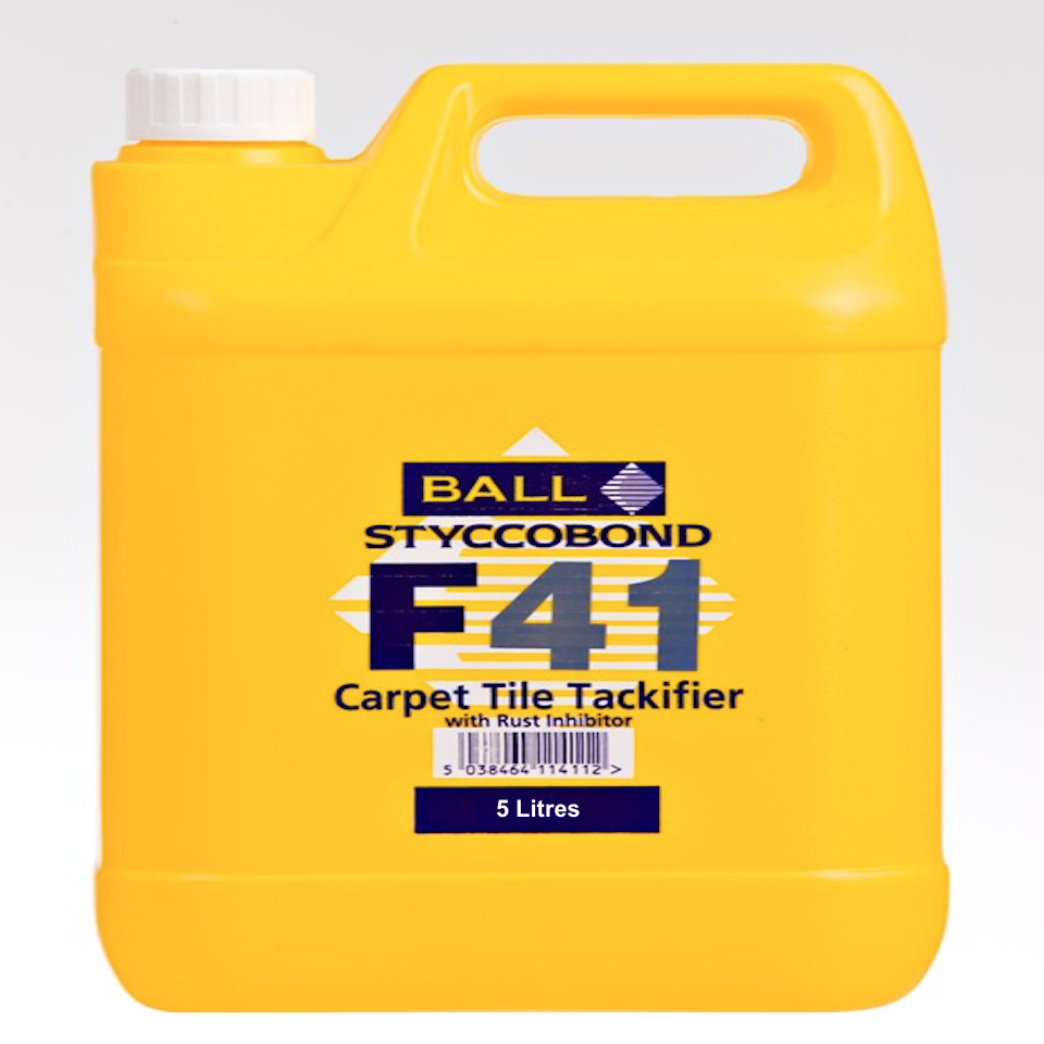 F Ball F41 5 Litre Tackifier
