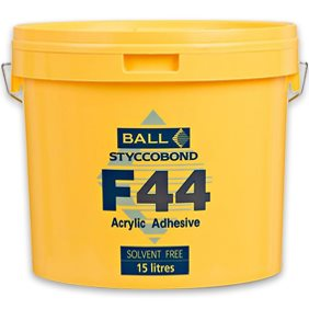 F Ball F44 15 Litre Adhesive