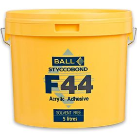 F Ball F44 5 Litre Adhesive