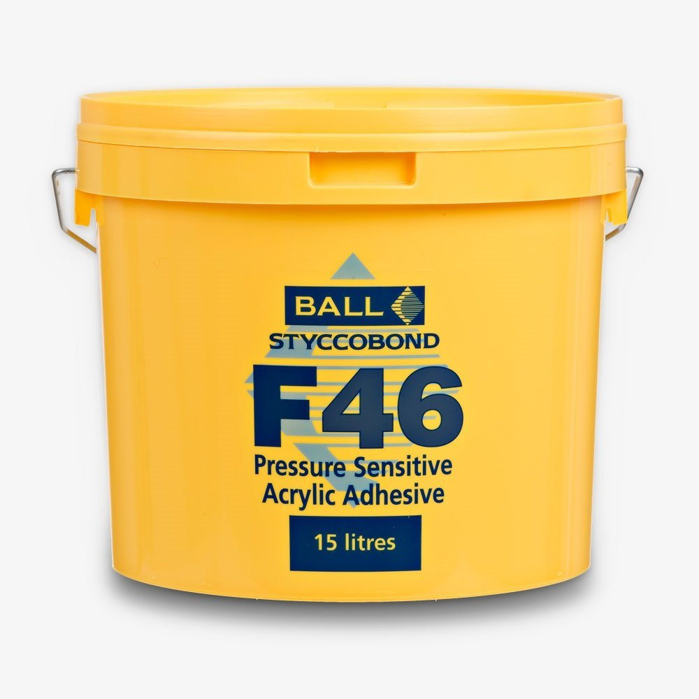 F Ball F46 15 Litre Adhesive