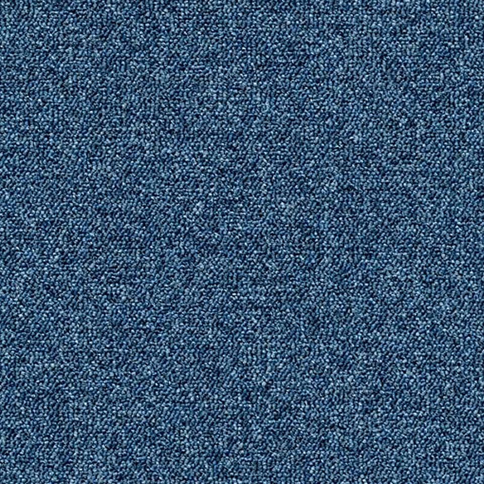 Forbo Tessera Teviot Mid Blue Carpet Tile