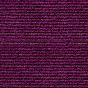 Heckmondwike Broadrib Fuchsia Carpet Tile