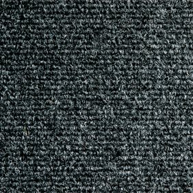Heckmondwike Supacord Anthracite Carpet Tile