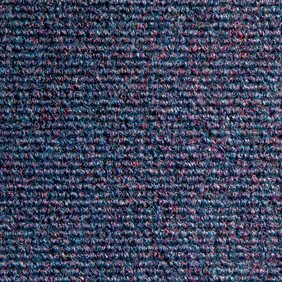 Heckmondwike Supacord Blueberry Carpet Tile