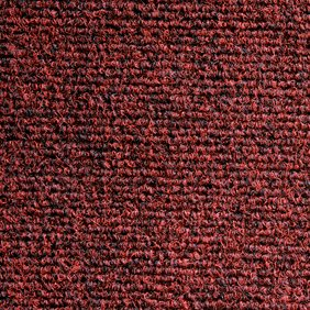 Heckmondwike Supacord Claret Carpet Roll