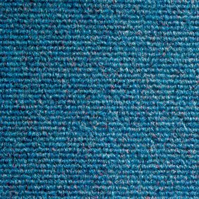 Heckmondwike Supacord Cobalt Carpet Tile