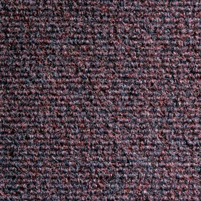 Heckmondwike Supacord Damson Carpet Tile