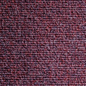 Heckmondwike Supacord Mulberry Carpet Roll