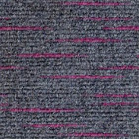 Heckmondwike Array Fuchsia Carpet Tile