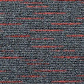 Heckmondwike Array Red Carpet Tile