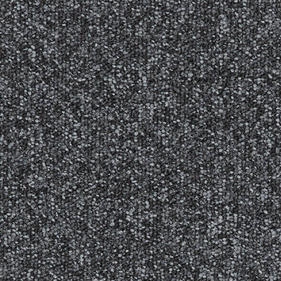Interface Heuga 727 Coal Carpet Tile