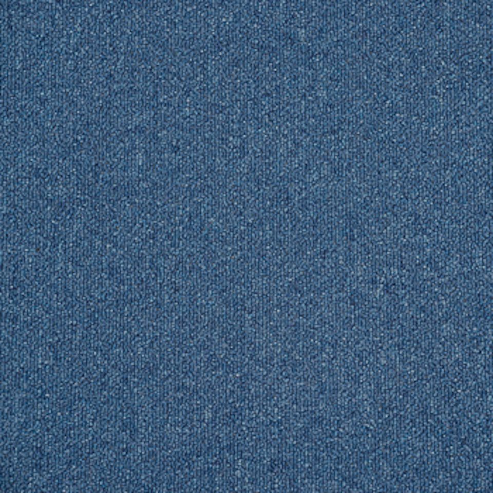 JHS Rimini Electric Blue Carpet Tile