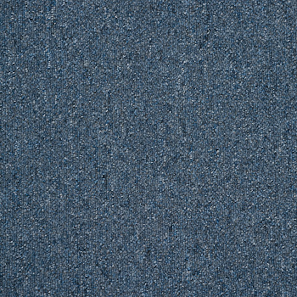 JHS Rimini Blue Carpet Tile