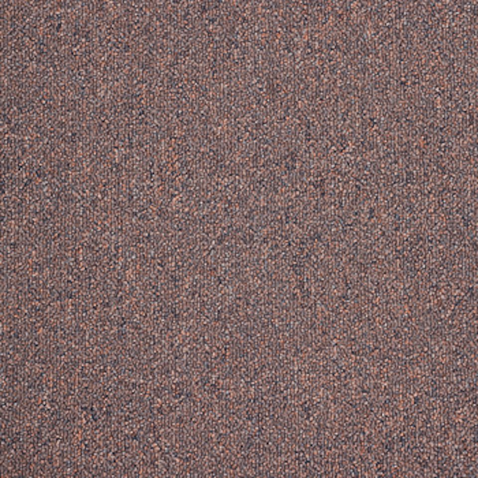 JHS Rimini Rust Carpet Tile