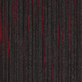 Paragon Strobe Blaze Carpet Tile