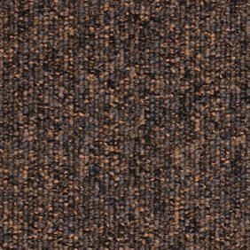 Paragon Workspace Loop Sepia Carpet Tile