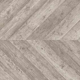 Polyflor Expona Flow Grey Weathered Chevron