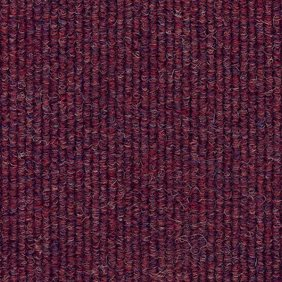 Rawson Eurocord Carpet Roll - Damson