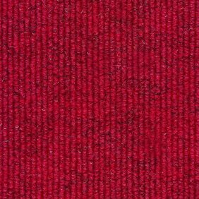 Rawson Eurocord Carpet Roll - Red