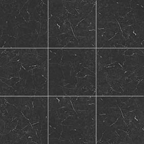 Karndean Knight Tile Midnight Black Tile KD-T74