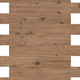 Karndean Knight Tile Pitch Oak Plank KD-KP45