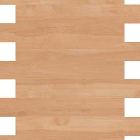 Karndean Knight Tile Sycamore Plank KD-KP32