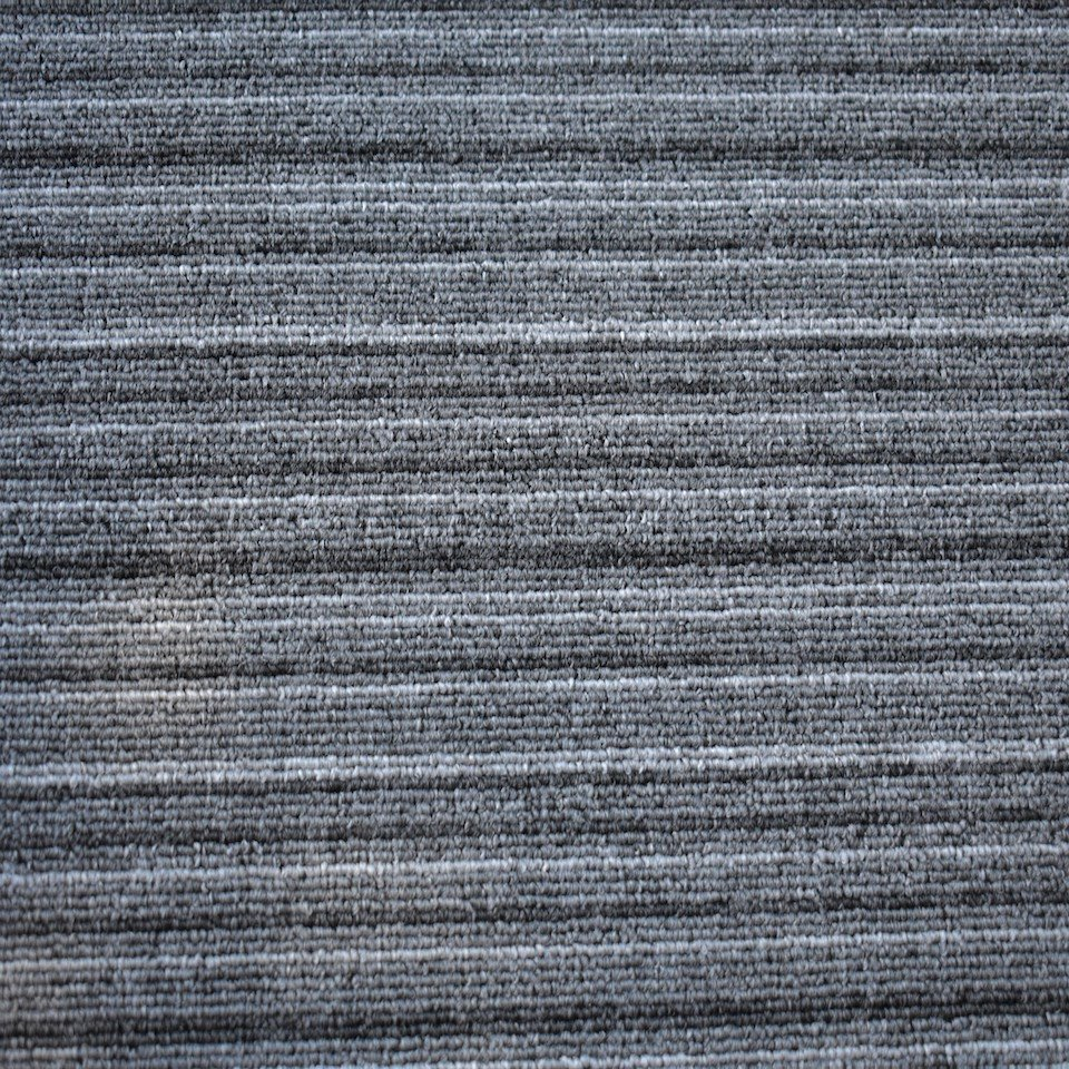 Lyon Lines Steel Carpet Tile
