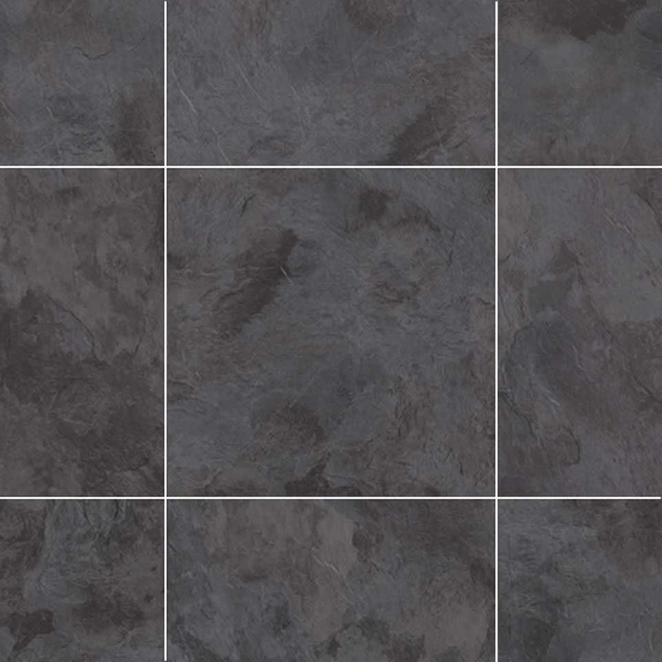 Karndean Da Vinci Graphite Tile Vinyl Tile