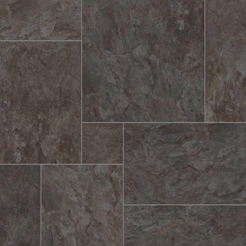 Karndean Opus Atlantic Slate Tile Vinyl Tile